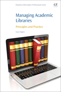 Cover image for Managing Academic Libraries