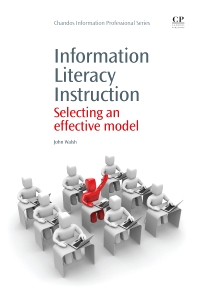 Cover image for Information Literacy Instruction