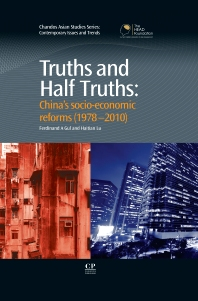 Cover image for Truths and Half Truths