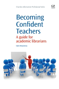 Cover image for Becoming Confident Teachers