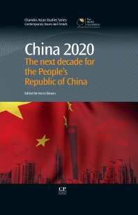China 2020 - 1st Edition - ISBN: 9781843346319, 9781780632780