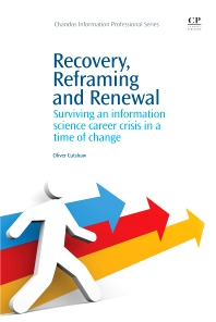 Recovery, Reframing, and Renewal - 1st Edition - ISBN: 9781843346326, 9781780632728