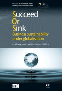 Cover image for Succeed or Sink