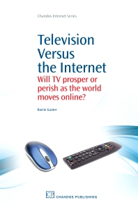 Cover image for Television Versus the Internet