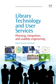 Cover image for Library Technology and User Services