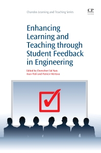 Enhancing Learning and Teaching Through Student Feedback in Engineering - 1st Edition - ISBN: 9781843346456, 9781780632995