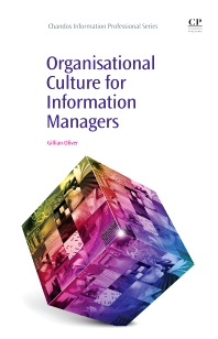 Cover image for Organisational Culture for Information Managers