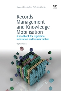 Cover image for Records Management and Knowledge Mobilisation