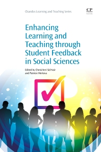 Enhancing Learning and Teaching Through Student Feedback in Social Sciences - 1st Edition - ISBN: 9781843346555, 9781780633527