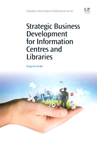 Cover image for Strategic Business Development for Information Centres and Libraries