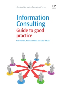 Cover image for Information Consulting