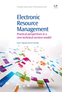 Cover image for Electronic Resource Management