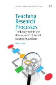 Cover image for Teaching Research Processes