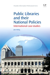 Public Libraries and their National Policies - 1st Edition - ISBN: 9781843346791, 9781780633107