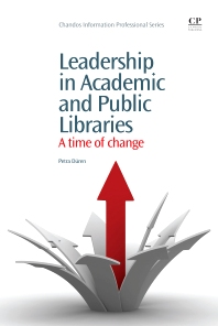 Cover image for Leadership in Academic and Public Libraries
