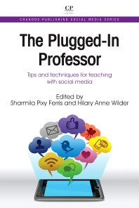 Cover image for The Plugged-In Professor