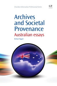 Cover image for Archives and Societal Provenance