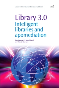 Library 3.0 - 1st Edition - ISBN: 9781843347187, 9781780633848