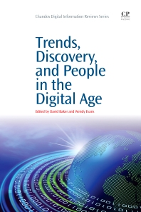 Cover image for Trends, Discovery, and People in the Digital Age