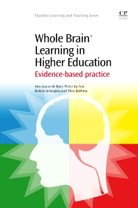 Cover image for Whole Brain® Learning in Higher Education