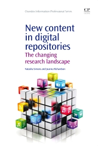 Cover image for New Content in Digital Repositories