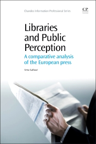 Cover image for Libraries and Public Perception