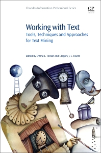Cover image for Working with Text