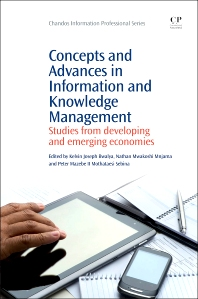 Cover image for Concepts and Advances in Information Knowledge Management