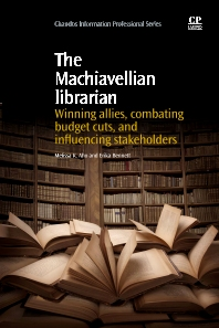 Cover image for The Machiavellian Librarian
