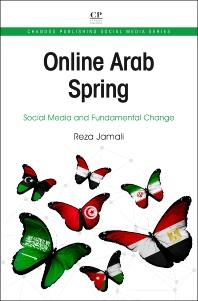 Cover image for Online Arab Spring