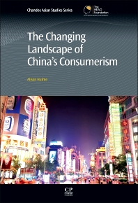 Cover image for The Changing Landscape of China's Consumerism