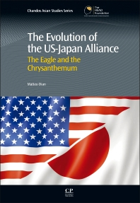 Cover image for The Evolution of the US-Japan Alliance