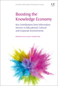 Boosting the Knowledge Economy - 1st Edition - ISBN: 9781843347729