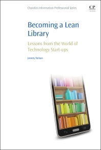 Cover image for Becoming a Lean Library