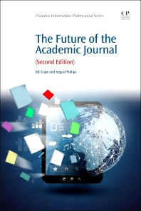 Cover image for The Future of the Academic Journal
