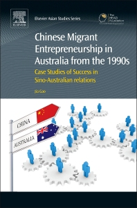 Cover image for Chinese Migrant Entrepreneurship in Australia from the 1990s