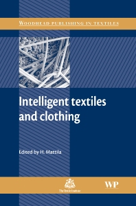 Cover image for Intelligent Textiles and Clothing