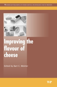 Cover image for Improving the Flavour of Cheese