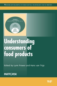 Cover image for Understanding Consumers of Food Products