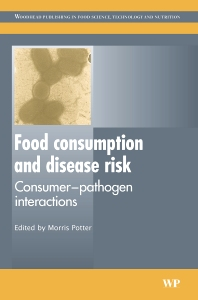 Food Consumption and Disease Risk - 1st Edition - ISBN: 9781845690120, 9781845692025