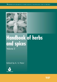 Cover image for Handbook of Herbs and Spices
