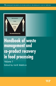 Handbook of Waste Management and Co-Product Recovery in Food Processing - 1st Edition - ISBN: 9781845690250, 9781845692520