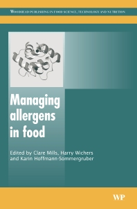 Cover image for Managing Allergens in Food