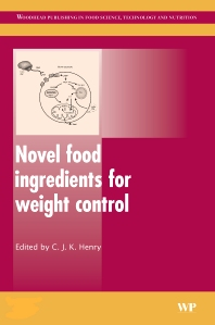 Cover image for Novel Food Ingredients for Weight Control
