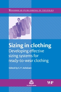 Sizing in Clothing - 1st Edition - ISBN: 9781845690342, 9781845692582