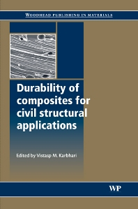 Cover image for Durability of Composites for Civil Structural Applications