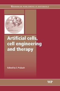 Cover image for Artificial Cells, Cell Engineering and Therapy