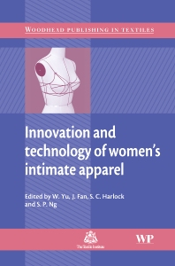 Cover image for Innovation and Technology of Women's Intimate Apparel