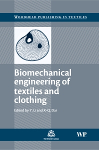 Cover image for Biomechanical Engineering of Textiles and Clothing