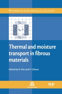 Cover image for Thermal and Moisture Transport in Fibrous Materials